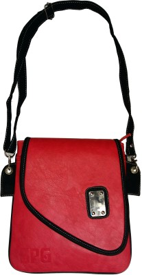 SURMOUNT Girls, Women Formal, Festive Red PU Sling Bag