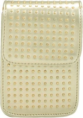 20Dresses Women Casual Gold PU Sling Bag