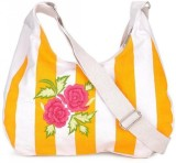 Pick Pocket Women Casual White, Yellow C...