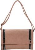 Trendy Women Multicolor PU Sling Bag