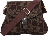 Pick Pocket Women Casual Brown Canvas Sl...