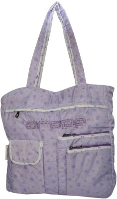 Cropp Women, Girls Purple Nylon Sling Bag