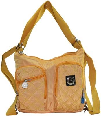 Cropp Girls, Women Yellow Nylon Sling Bag