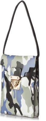 Stylehoops Girls, Women, Boys, Men Casual White PU Sling Bag