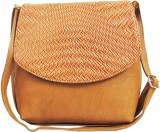 Kion Style Women Beige Leatherette Sling...