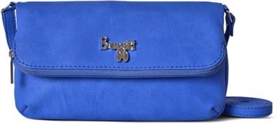 Baggit Women Casual Blue  Clutch