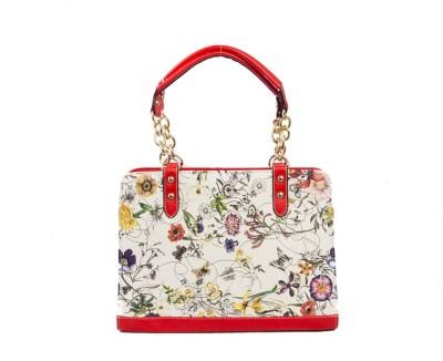 shopkio global Girls Red PU Sling Bag