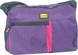 Alkah Women Purple PU Sling Bag