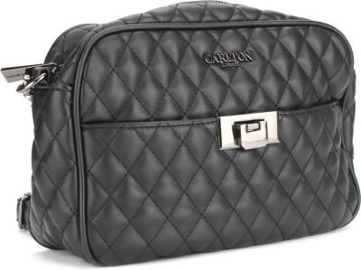 Carlton London Women Black Sling Bag