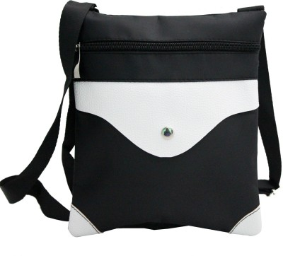 ShoppingFeast Women White Flex Sling Bag