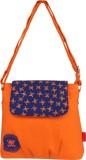 Imagica Women Casual Orange Canvas Sling...