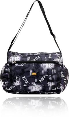 Yark Girls Casual Multicolor Polyester Sling Bag