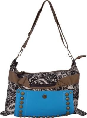 Glamora Women Multicolor PU Sling Bag
