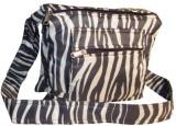 Indha Craft Women Black Polyester Sling ...