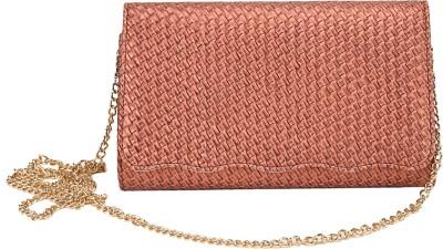Mese Women Brown PU Sling Bag