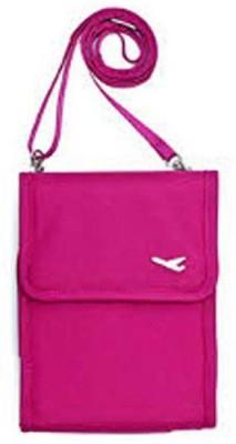 Magnusdeal Girls Casual Pink Cotton Sling Bag