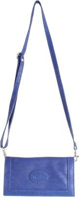 Dooda Casual Blue  Clutch