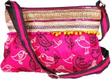 Indian Rain Women Evening/Party Pink Sil...