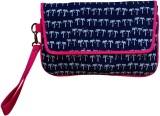 Spice Art Women Blue Canvas Sling Bag