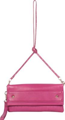 RI2K Girls, Women Pink Genuine Leather Sling Bag