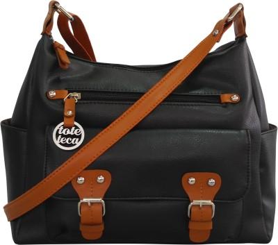 Toteteca Bag Works Women Multicolor PU Sling Bag