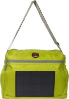 SUNLAST Men Green Nylon Sling Bag