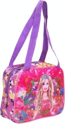 Disha Enterprises Girls Multicolor Rexine Messenger Bag