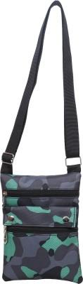 Key Girls, Women Multicolor Nylon Sling Bag