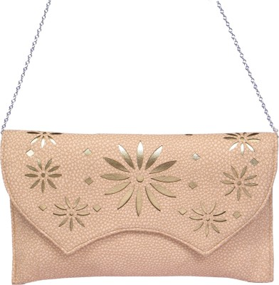 zasmina Girls, Women Brown PU Sling Bag