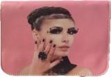 Styles n More Women Pink PU Sling Bag