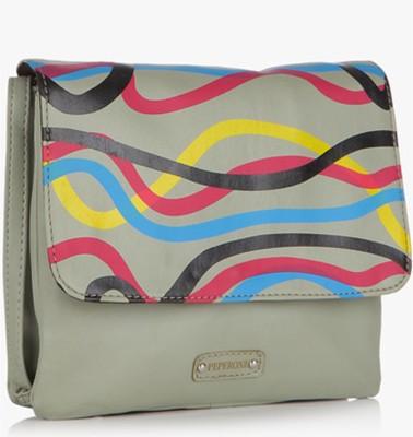 Peperone Girls, Women Multicolor PU Sling Bag