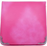 Super Drool Women Pink PU Sling Bag