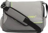 Comfy Men & Women Grey Polyester Sling B...