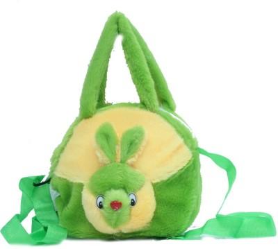 ARIP Girls, Women Green Velvet Sling Bag