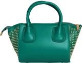 Super Drool Women Green PU Sling Bag