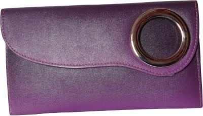 JTM Trading Girls, Women Purple PU Sling Bag