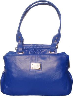 WEEBILL Women Blue PU Shoulder Bag