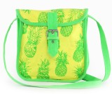 Vogue Tree Women Casual Green Canvas Sli...