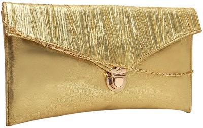 Hawai Women Gold PU Sling Bag