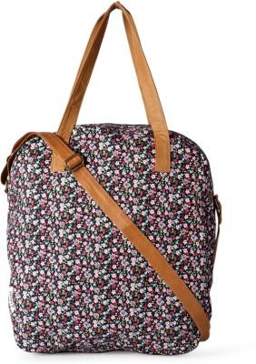 People Women Multicolor Cotton Sling Bag