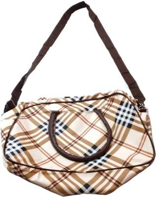 Navigator Girls Brown Polyester Sling Bag