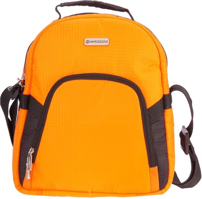 Harissons Men, Women Orange Polyester Sling Bag