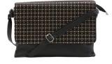 Felicita Women Black PU Sling Bag