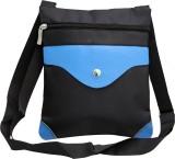 Shopping Feast Women Blue Flex Sling Bag