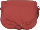 Incraze Women Red PU Sling Bag