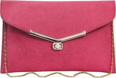 Moladz Girls, Women Pink PU Sling Bag