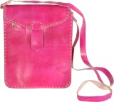 Bonjour Store Women Casual Pink Genuine ...