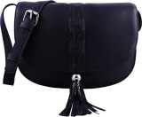 Ccha Women Multicolor Leatherette Sling ...