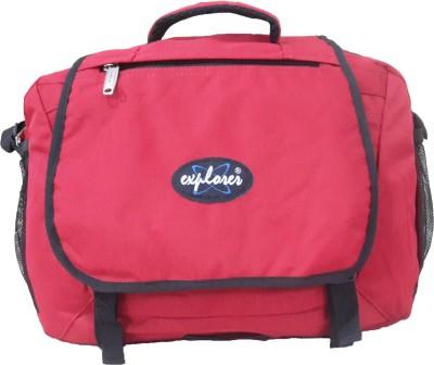 Explorer Men, Women, Boys, Girls Red Polyester Sling Bag