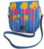 The Big Bag Theory Women Casual Blue Can...